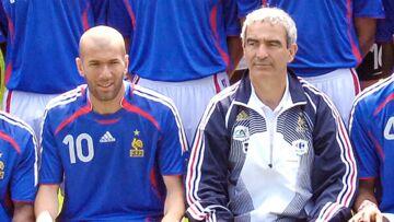 Raymond Domenech: «Zidane, c'est un mythe. Pas une star lisse»