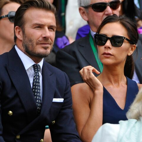William et Kate, David et Victoria Beckham, Hugh Jackman réunis à Wimbledon