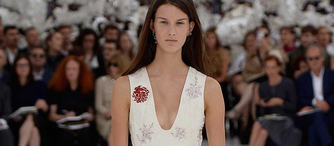 Haute couture – Le jardin d'hiver imaginaire de Dior