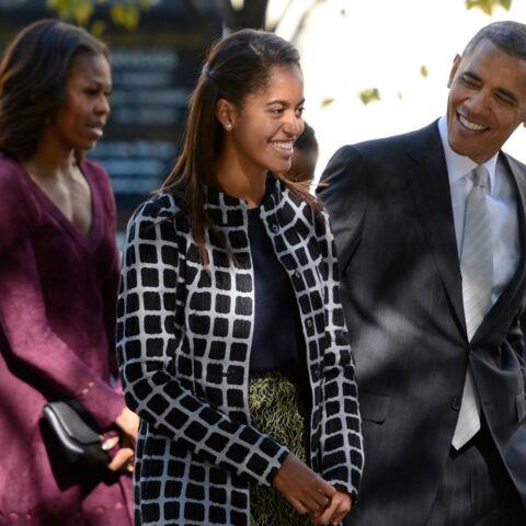 Malia Obama, une voiture mais pas de permis pour ses 16 ans