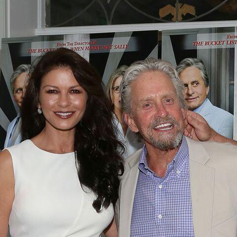Catherine Zeta Jones a été «bouleversée» par le cancer de Michael Douglas