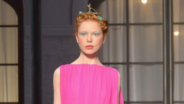 Haute couture – Coiffure royale chez Schiaparelli