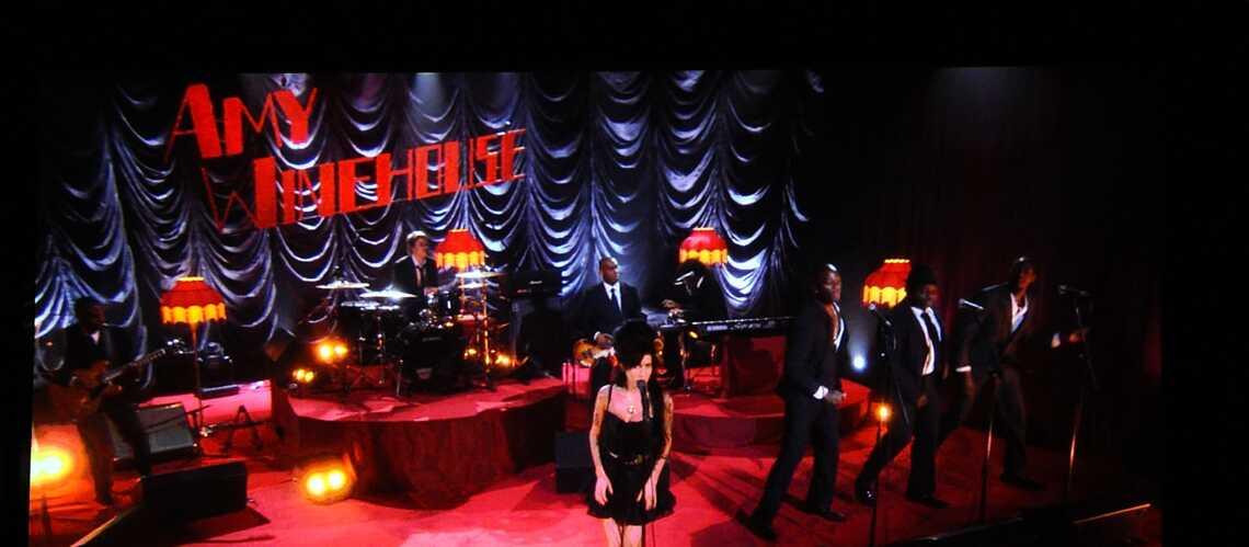 Amy Winehouse, l'heureux souvenir