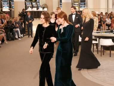 Haute couture - Julianne Moore, Kristen Stewart, Chanel : en cercle privé