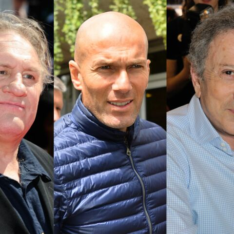 Depardieu, Zidane, Drucker: pas de bac mais une belle carrière