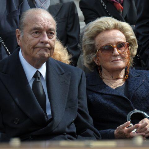 Jacques Chirac: sa «santé pas très brillante» inquiète Bernadette Chirac