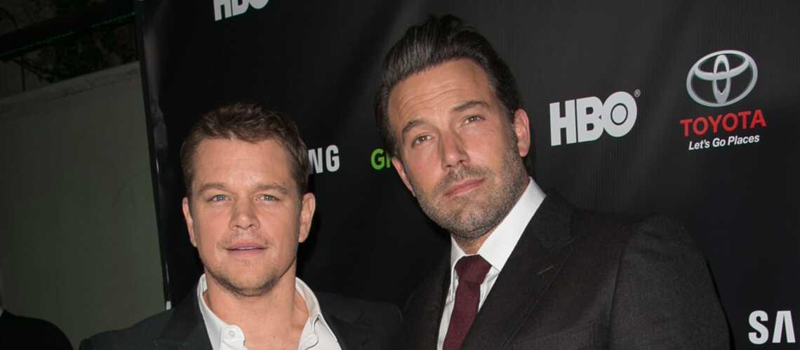 Comment Matt Damon soutient Ben Affleck en plein divorce