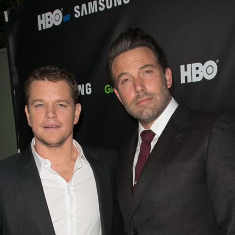 Comment Matt Damon soutient Ben Affleck en plein divorce