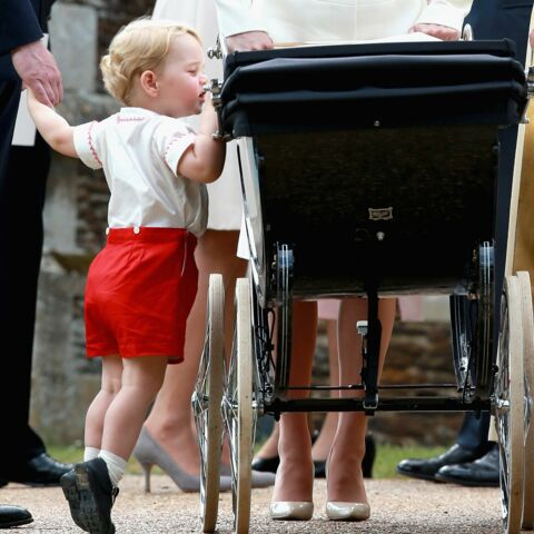 Le prince George, petit garçon gâté mais bien élevé