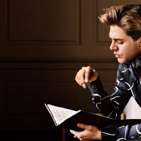 Xavier Dolan, à l'heure d'hiver pour Louis Vuitton