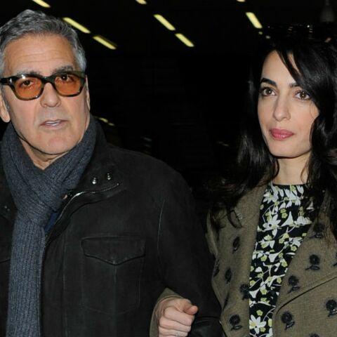 George Clooney prêt à déménager pour protéger les jumeaux