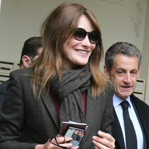 VIDEO – Carla Bruni Sarkozy dévoile une nouvelle vidéo craquante de sa petite Giulia