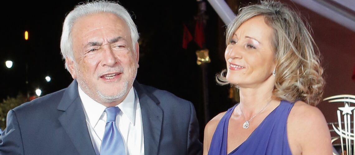 DSK de retour ou presque… sa compagne Myriam L'Aouffir se réjouit de retrouver Benjamin Griveaux