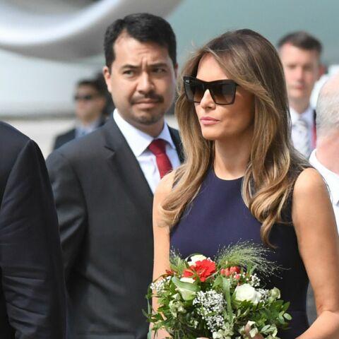 Melania Trump et le mari d'Angela Merkel complices au G20