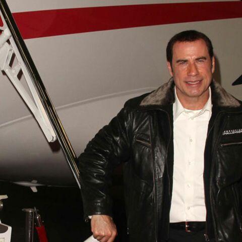 John Travolta se serait envoyé en l'air avec son pilote
