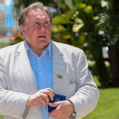 Gérard Depardieu: «J'aime juste les gens qui m'aiment»