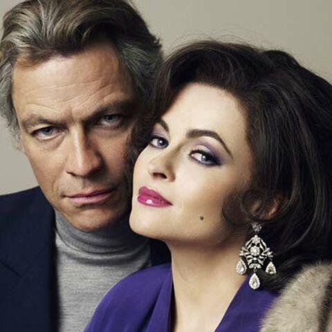Helena Bonham Carter dans les bijoux d'Elizabeth Taylor