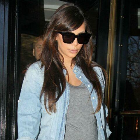 Kim Kardashian répond aux menaces de mort