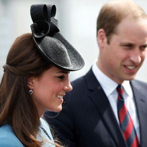 Kate et William: leur première visite officielle en France