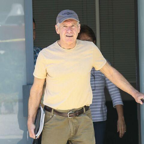 Harrison Ford plane de nouveau
