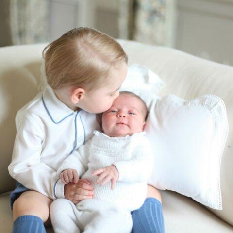 Royal baby: Le premier portrait officiel de Charlotte dévoilé