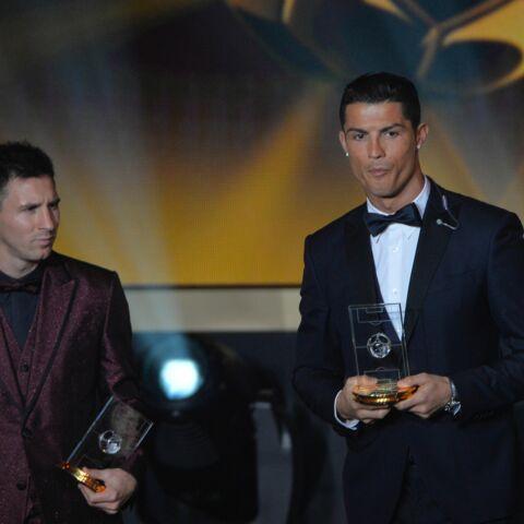 Cristiano Ronaldo et Lionel Messi entrent au musée Grévin