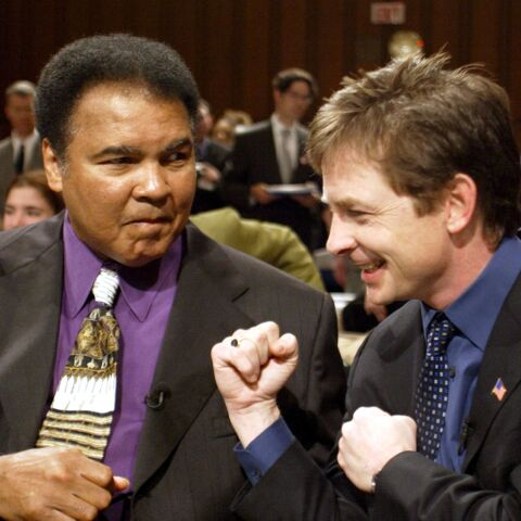 Michael J. Fox, son hommage bouleversant à Mohamed Ali