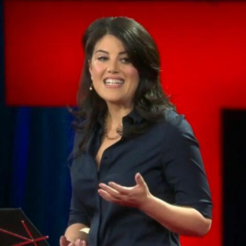 Monica Lewinski, maîtresse… de conférence