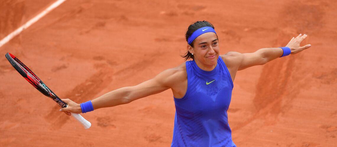 PHOTOS – Caroline Garcia, la mal aimée du tennis français