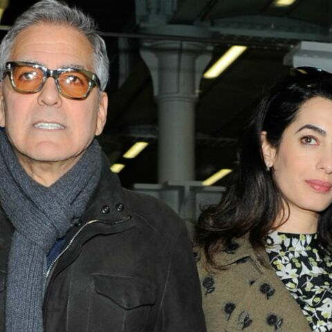 George et Amal Clooney parents: les grand-parents sont aux anges