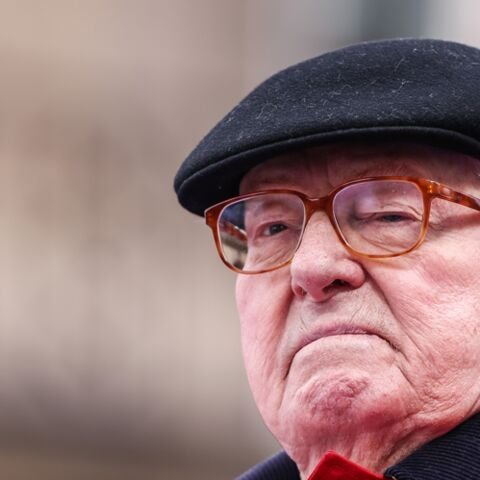 Pour justifier l'échec de sa fille Jean-Marie Le Pen fait une drôle de comparaison