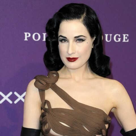 T'as le look… Dita Von Teese!