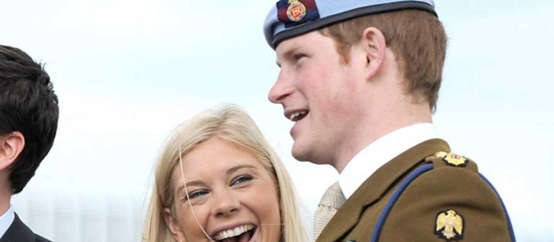 Le prince Harry, inséparable de Chelsy Davy