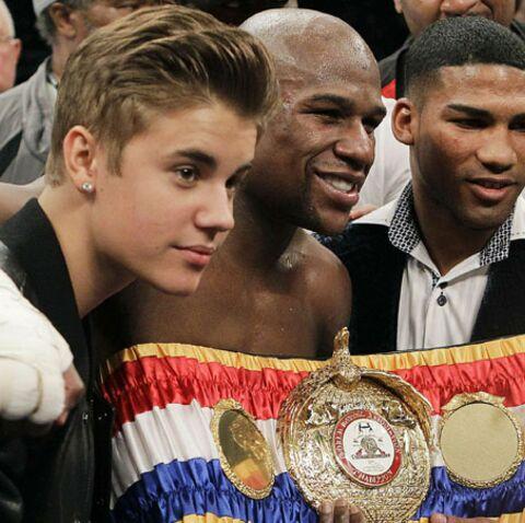 Justin Bieber: un vrai fan de boxe