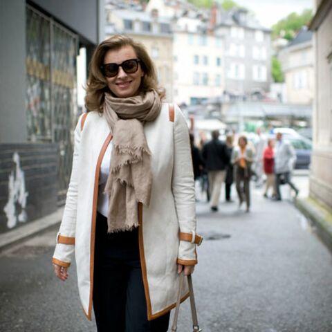 Valérie Trierweiler: bientôt son roman de campagne en librairie