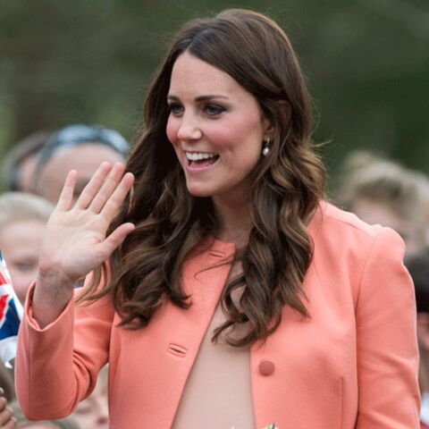 Kate Middleton crée le boom mode des clutch