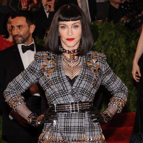 Photos – Madonna, Cameron Diaz: le Met Ball entre chaos et couture