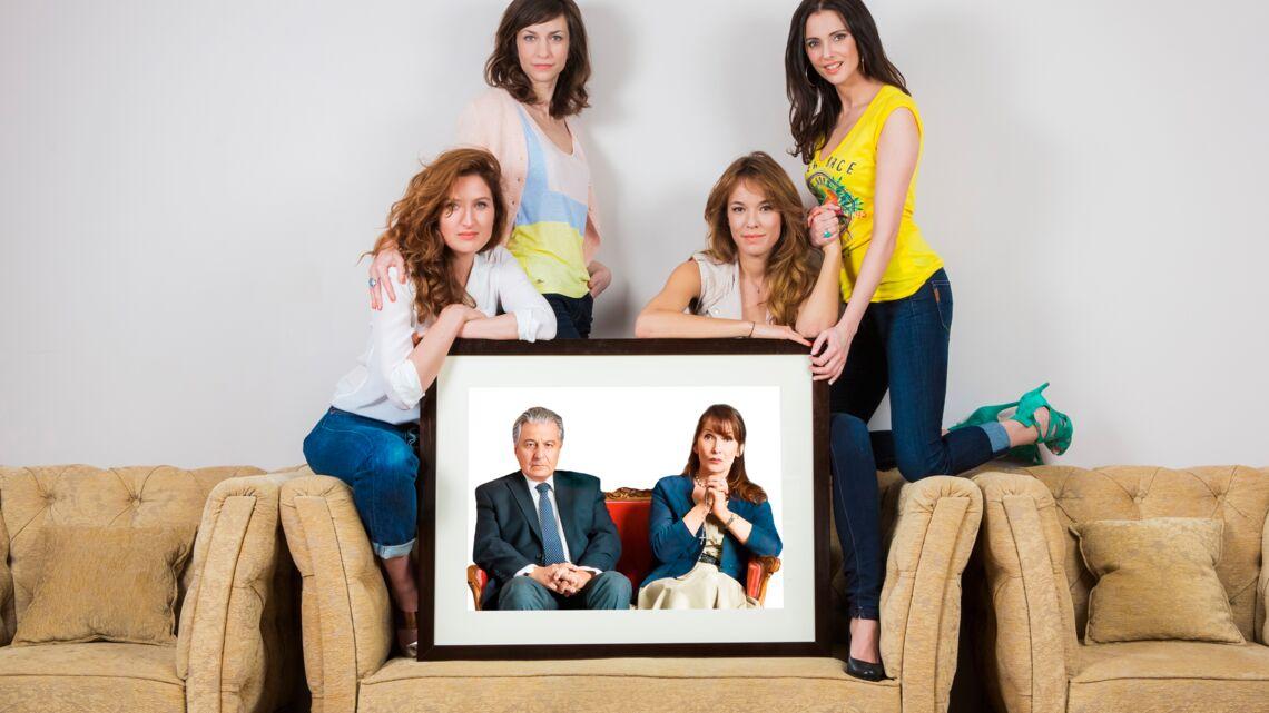 Rencontre avec les quatre filles de Qu'est-ce qu'on a fait au bon dieu?