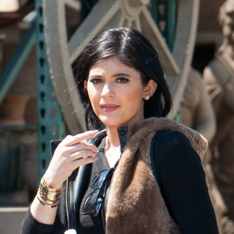Kylie Jenner, l'aveu labial