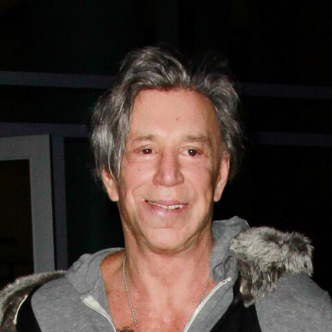 Mickey Rourke: attention, nouveau chantier!