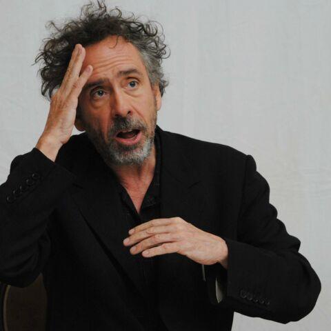 Tim Burton hospitalisé