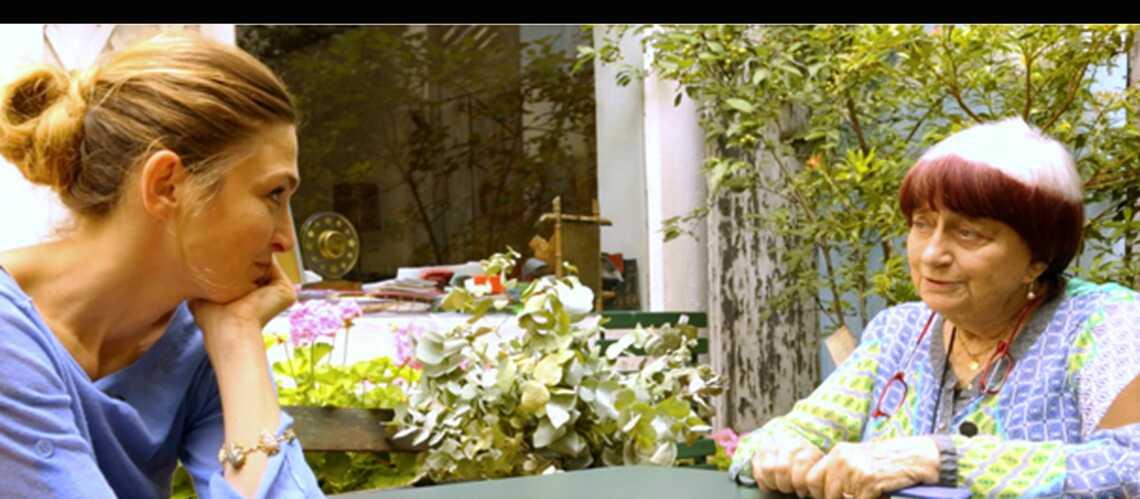 Julie Gayet en direct depuis New York