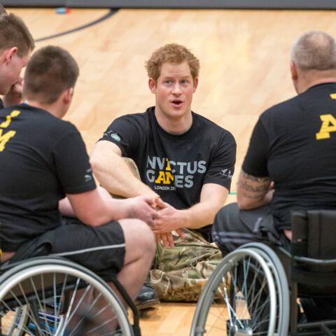 Le prince Harry crée des JO pour les blessés de guerre