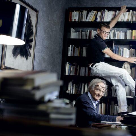 Philippe et Sylvain Tesson, rebelles de père en fils