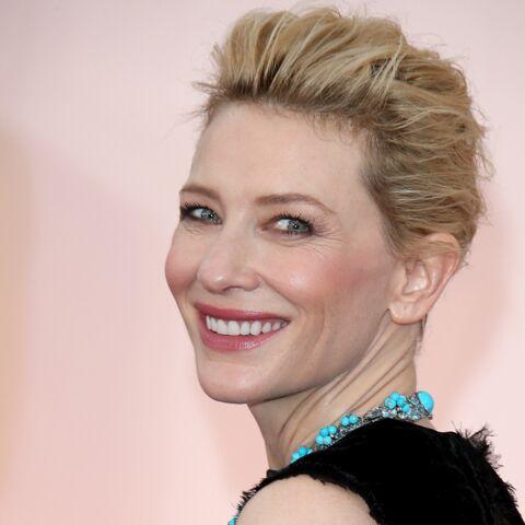 Cate Blanchett est maman pour la 4e fois