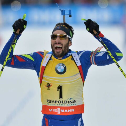 Le week end en Or de Martin Fourcade