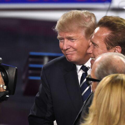 Donald Trump snobé par Arnold Schwarzenegger