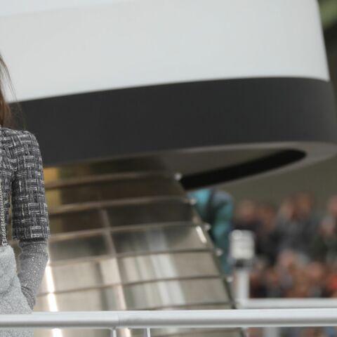 FASHION WEEK – La beauté s'est faite «spatiale» chez Chanel