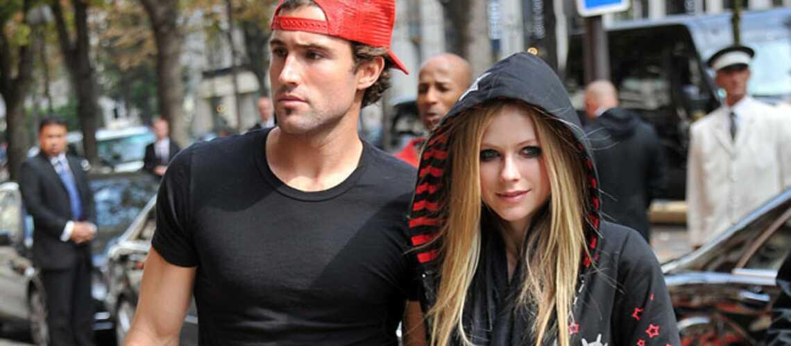 Avril Lavigne, son homme se bat pour elle