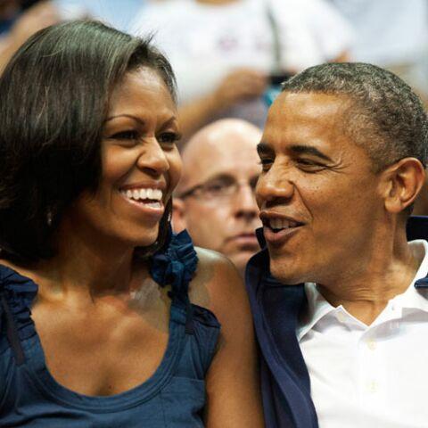 Photos – Barack et Michelle Obama, vingt ans d'amour